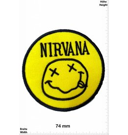 Nirvana Nirvana Smiley