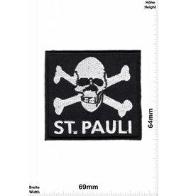 Deutschland, Germany St. Pauli - Skull - Totenkopf