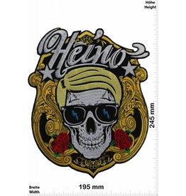 Heino Heino -Skull - Totenkopf - Big 24 CM