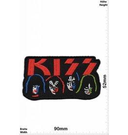 Kiss Kiss - Köpfe - color