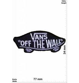 """Vans """"Vans  """"""""Off the Wall""""""""  schwarz/schwarz"""