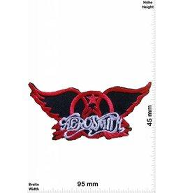 Aerosmith Aerosmith - rot/silber
