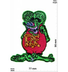 Rat Fink Rat Fink - green