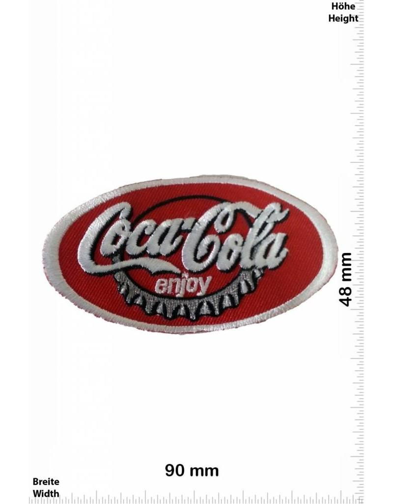 coca cola enjoy coca cola aufn her shop patch shop gr ter weltweit patch aufn her. Black Bedroom Furniture Sets. Home Design Ideas