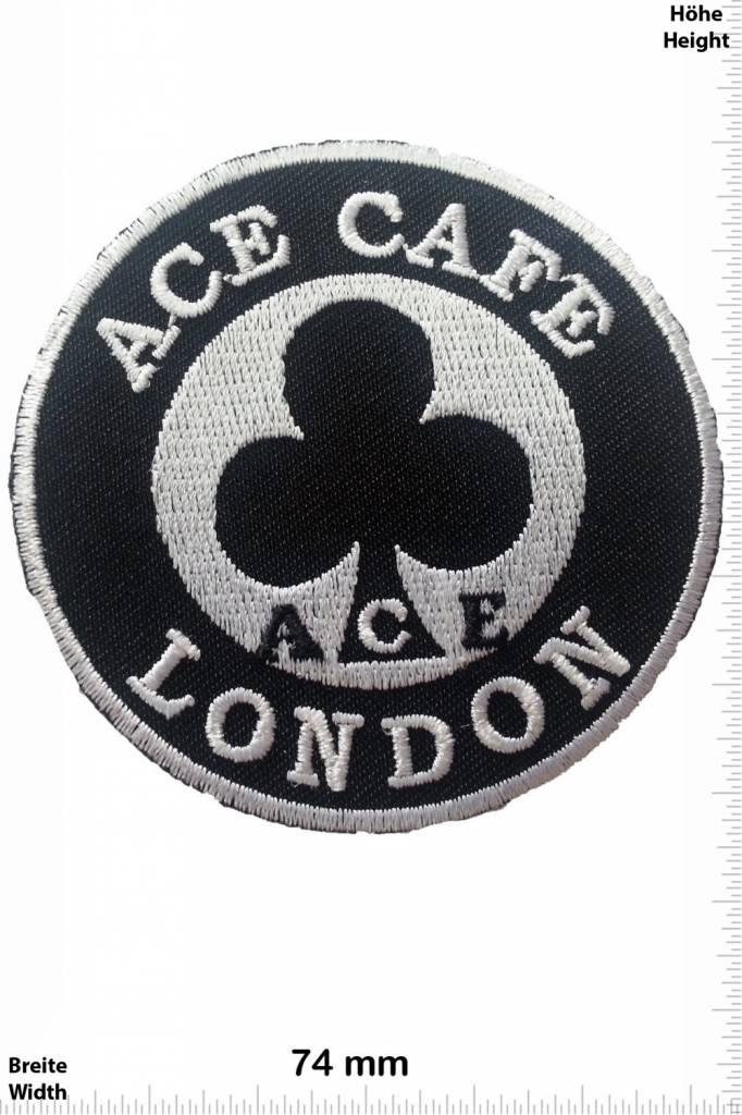 cafe racer ace cafe london - aufnäher shop / patch - shop