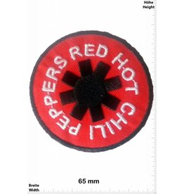 Red Hot Chili Peppers Red Hot Chili Peppers- rund