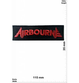 Airbourne Airbourne  red