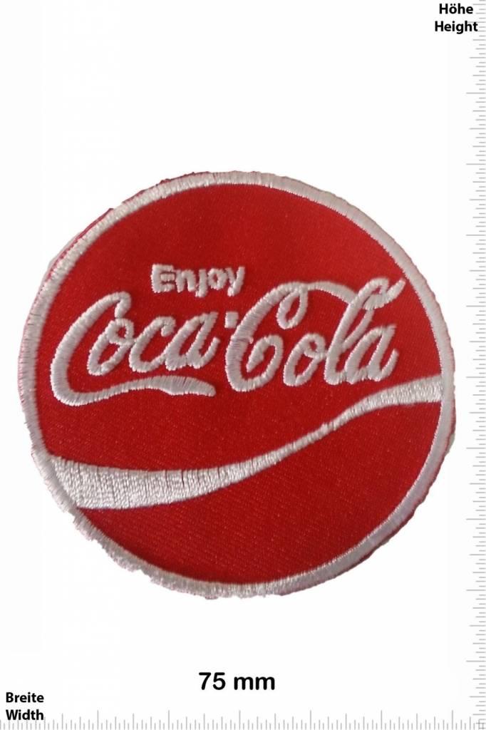 coca cola patch aufn her aufn her shop patch shop gr ter weltweit patch aufn her. Black Bedroom Furniture Sets. Home Design Ideas