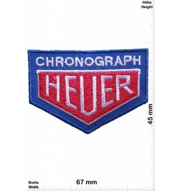 Heuer Chronograph Heuer - blau