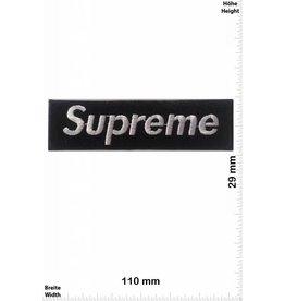 Supreme Supreme black