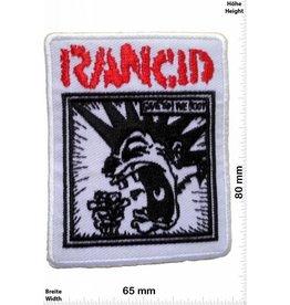 Rancid Rancid - weiss / weiss