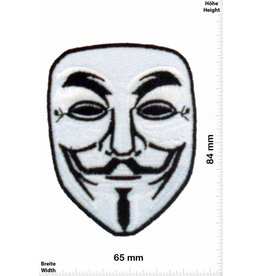 Anonymous Anonymous Mask - Maske