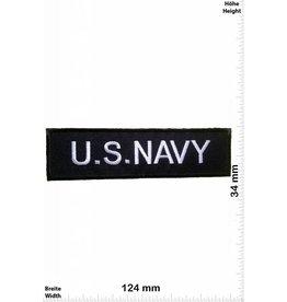U.S. Navy U.S. Navy - schwarz/silber