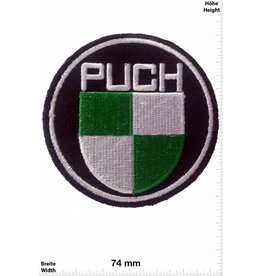Puch Puch - round