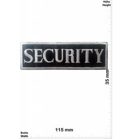 Security Security silber
