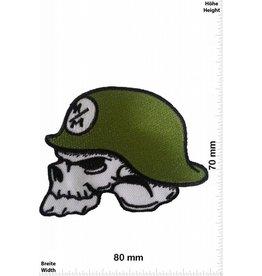 Monster Totenkopf mit Helm - Energy