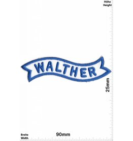 Walther Walther - blau