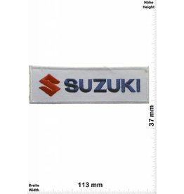 Suzuki Patch -S Suzuki - weiss - weiss