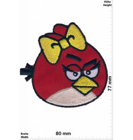 Angry Bird Angry Bird  - red - Lady