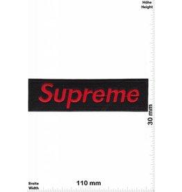 Supreme Supreme - rot -schwarz - rot - schwarz