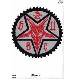 Pentagramm Pentagramm - rot - Teufel