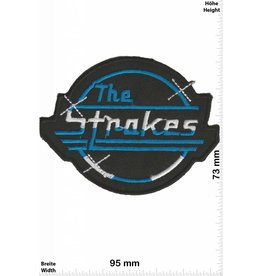 The Strokes  The Strokes - blau- weiss