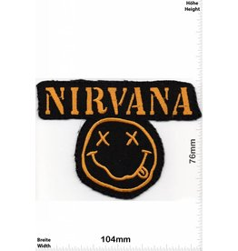 Nirvana Nirvana Smile - Smiley  -