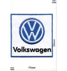 VW,Volkswagen VW - Volkswagen - weiss blau