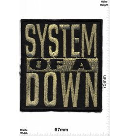 System of a Down System of a Down- gold