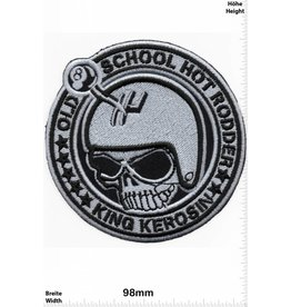 Hotrod Old School Hot Rodder - King Kerosin - Totenkopf - Hotrod -  HQ