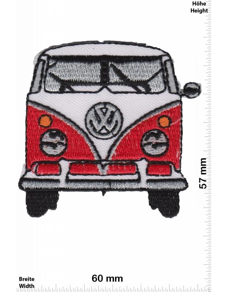 vw volkswagen vw bus bully red patch portachiavi adesivi giga il pi grande. Black Bedroom Furniture Sets. Home Design Ideas