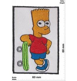 Simpson Bart Simpson - Skateboard - Skater