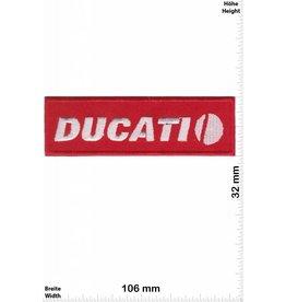 Ducati Ducati - rot - rot - Motorsport - Motocross - -