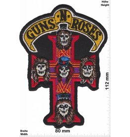 Guns n Roses Guns n Roses - schwarz - HQ  Music