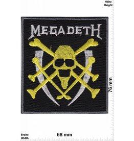 Megadeth Megadeth - gelb