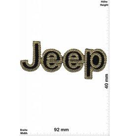 Jeep JEEP - gold