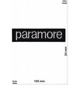 Paramore paramore - US Alternative-Rock-Band