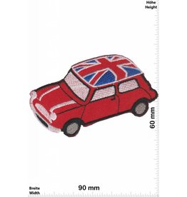Mini Cooper Mini Chopper - UK - England - union jack