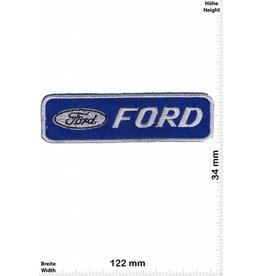 Ford Ford - silver blue - big