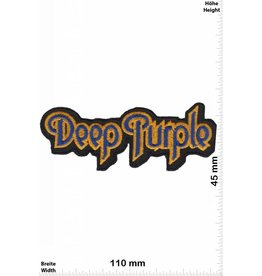 Deep Purple  Deep Purple - blau- gold