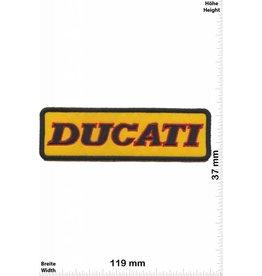 Ducati DUCATI - gelb - schwarz