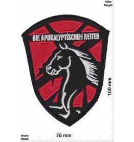 Apokalyptischen Reiter  Die Apokalyptischen Reiter - HQ  schwarz- Death- Thrash- und Power Metal - Rock and Folk