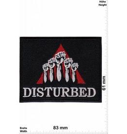 Disturbed Disturbed - US Metal-Band - Faust - Fist
