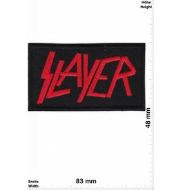 Slayer Slayer - rot - Thrash-Metal-Band