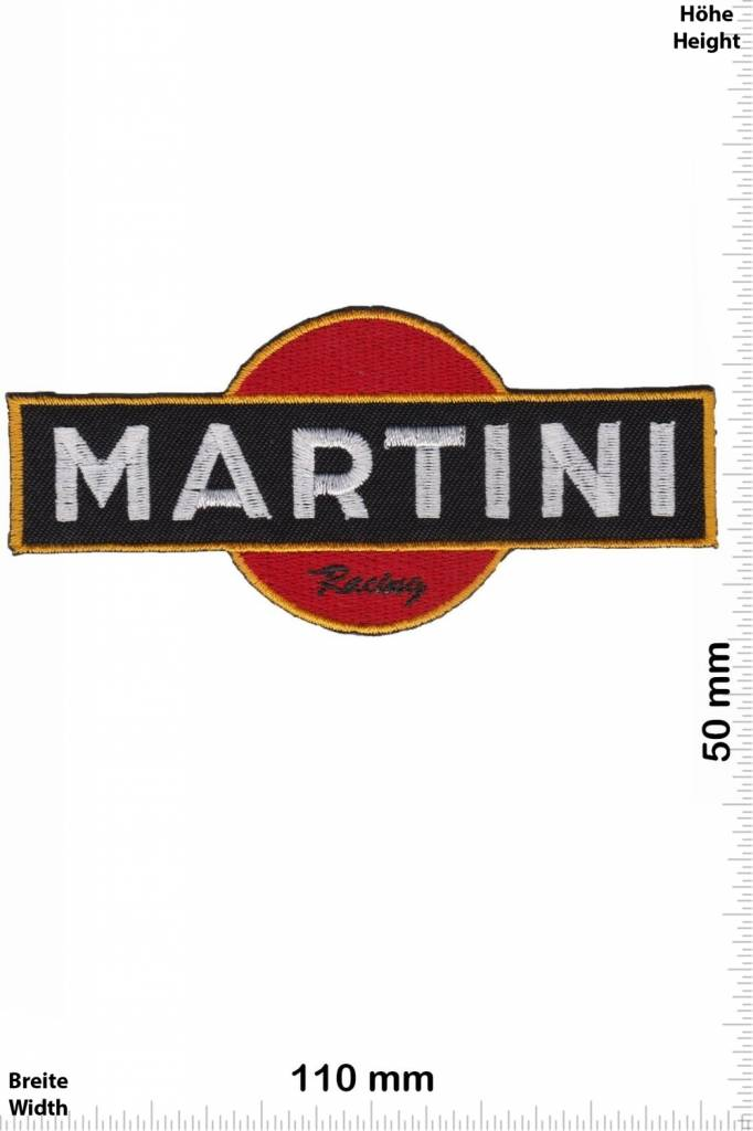 martini patch aufn her aufn her shop patch shop. Black Bedroom Furniture Sets. Home Design Ideas