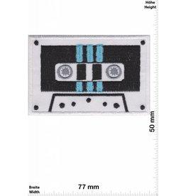 DJ Music Cassette - Tape - blau- Music