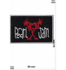 Pearl Jam Pearl Jam - silber rot