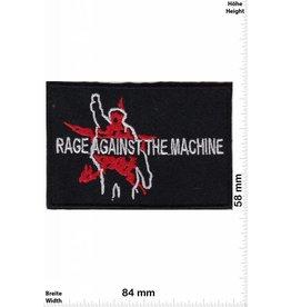 Rage against the machine Rage Against the Machine - rot star  -Music