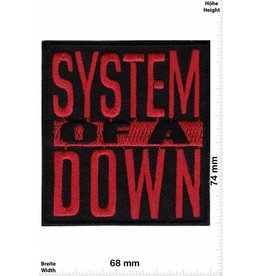 System of a Down System of Down - rot - Alternative-Metal-Band