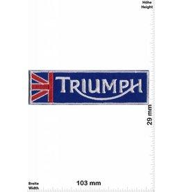 Triumph Triumph UK - England- blau- klein - Classic